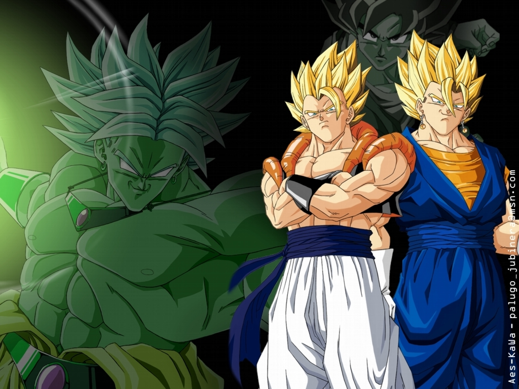 Imagenes de DBZ  [Dragon Ball Z]